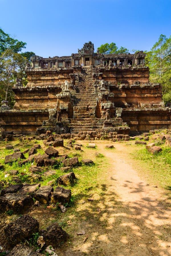 Phimeanakas temple, Angkor Thom royalty free stock photos
