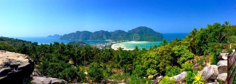PhiPhiisland Thailand royalty-vrije stock foto's