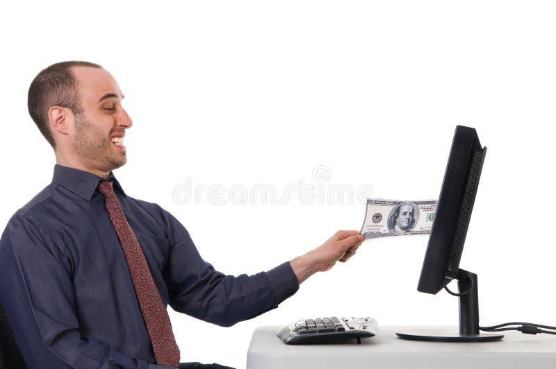 Phishing fotografía de archivo