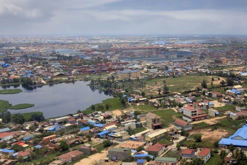 Phnom Penh photos libres de droits