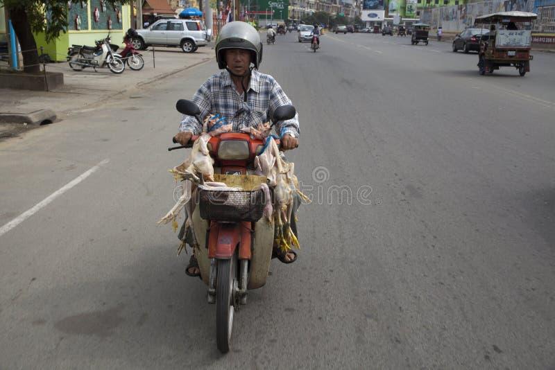 Phnom Penh, Camboya imágenes de archivo libres de regalías