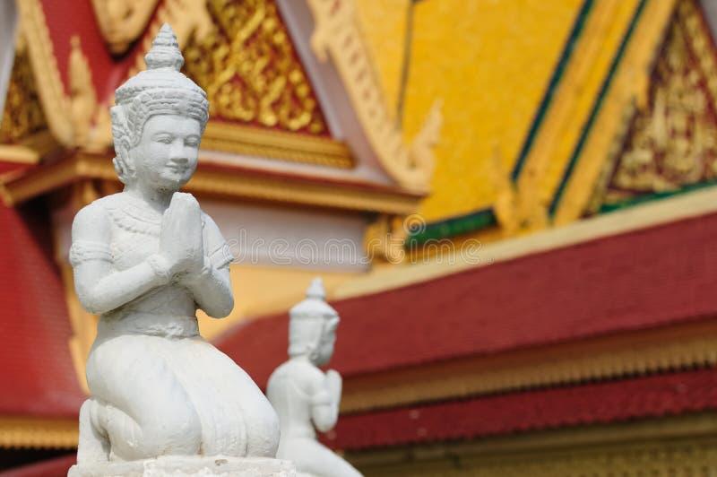Phnom Penh - Royal Palace stock photo