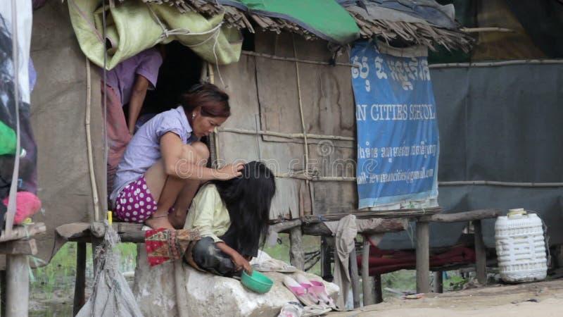 Children In The Slums; Phnom Penh Cambodia Stock Photo - Alamy