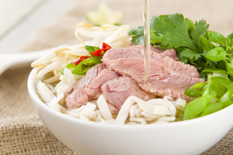 Download Pho Bo Royalty Free Stock Photography - Image: 29302987