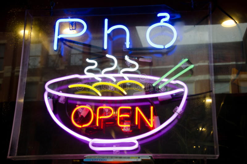 Pho royalty free stock photography