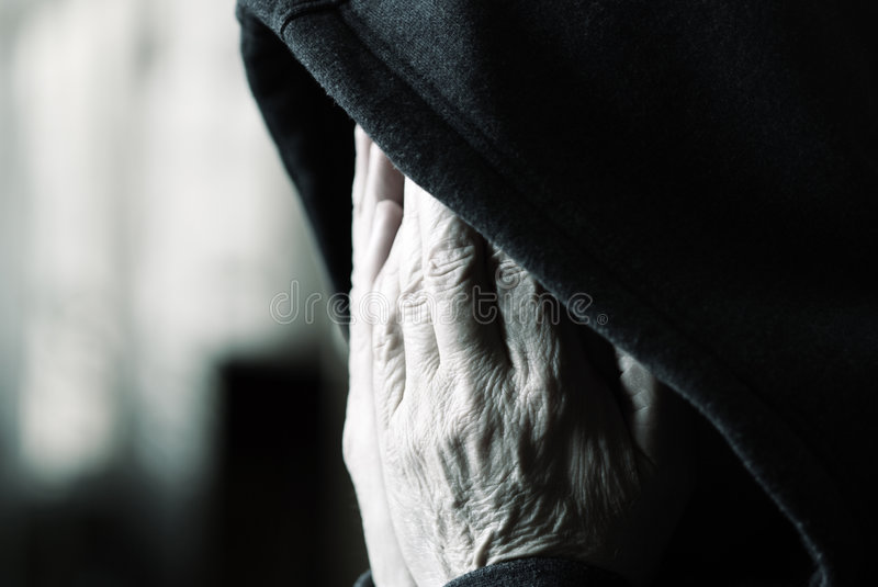 Download Phobia stock photo. Image of eyes, hands, hide, dignity - 2312220