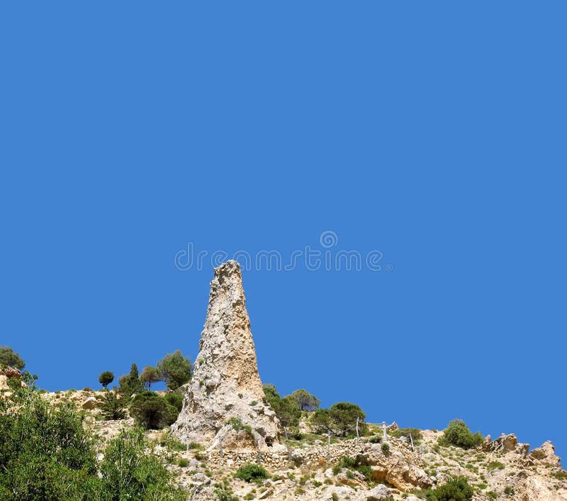 Download Phoenician Tomb, Lebanon stock image. Image of hill, ancient - 15854765