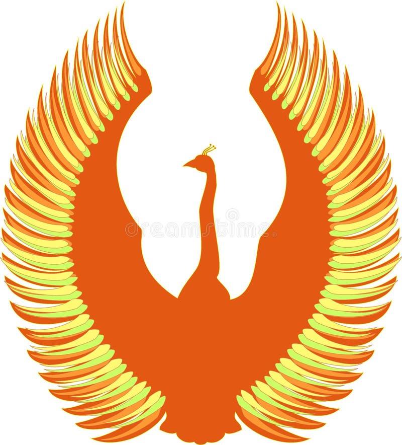 Phoenix stock illustratie