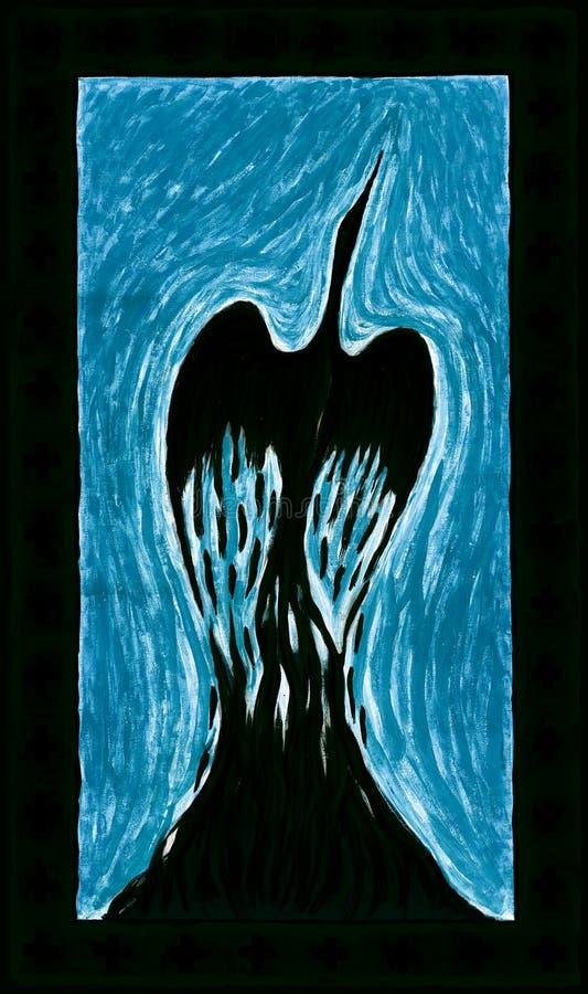 Phoenix illustration de vecteur