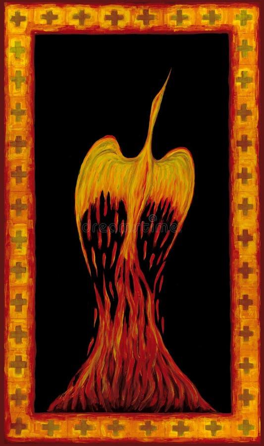 phoenix иллюстрация вектора