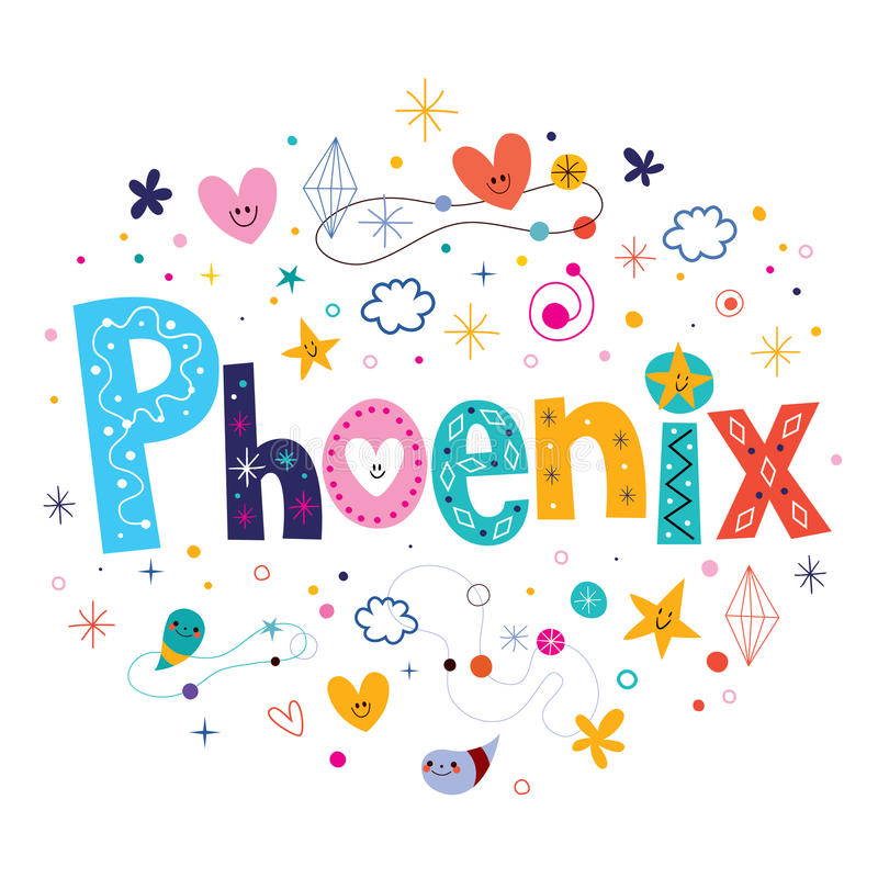 phoenix royalty illustrazione gratis