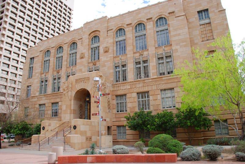 Phoenix City Hall royalty free stock photos