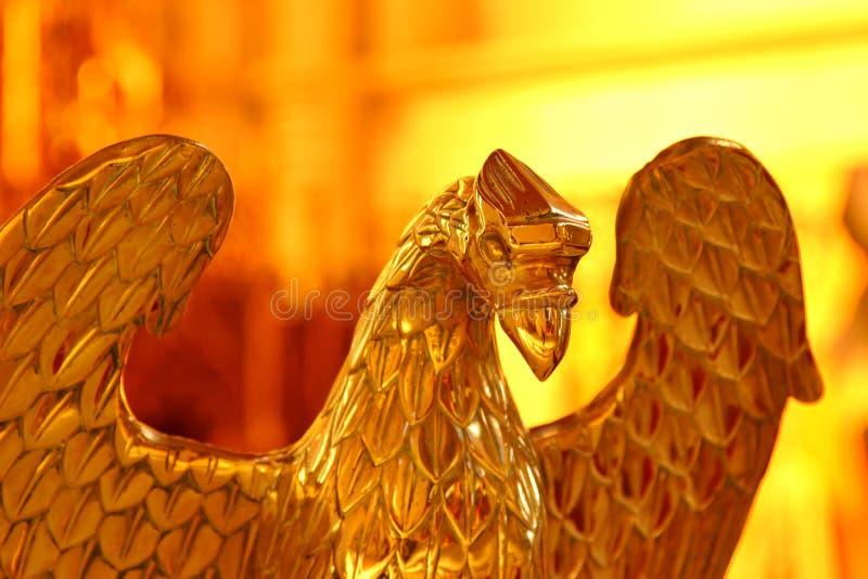 Phoenix de levantamiento fotografía de archivo