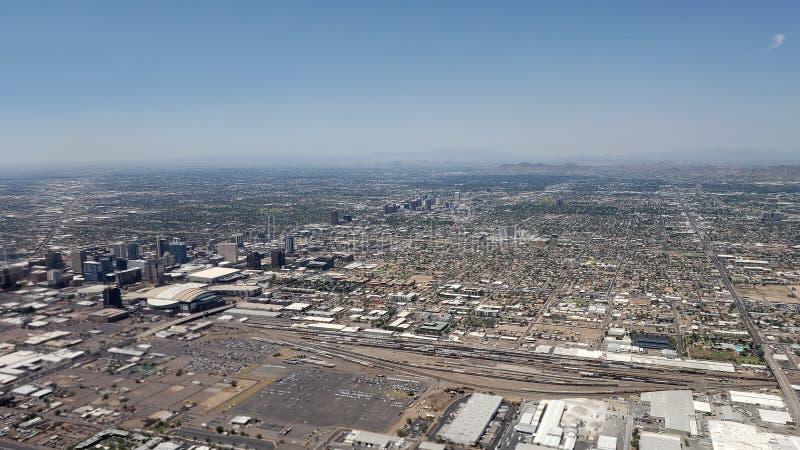 Phoenix Downtown, AZ royalty free stock photography
