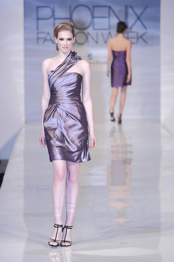 2012 Phoenix Fashion Week runway shows
