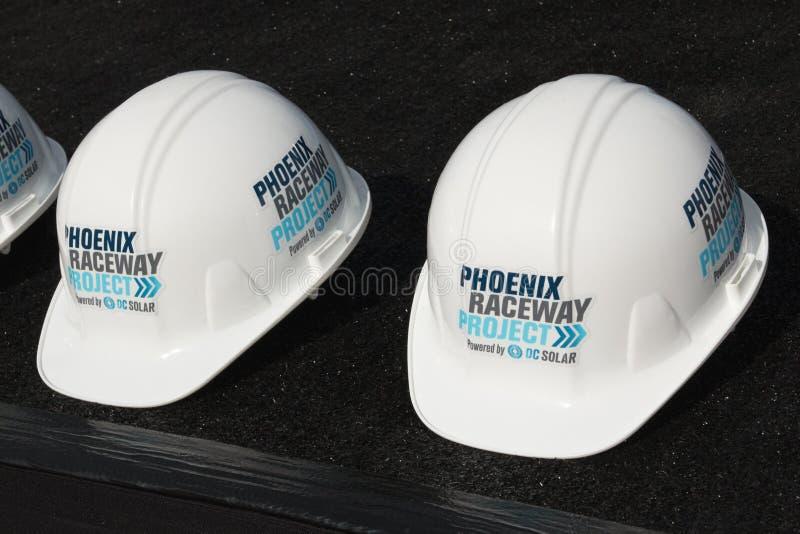 Phoenix International Raceway Ground Breaking. PHOENIX – With its recently announced $178 million dollar modernization project, the Phoenix Raceway stock photos