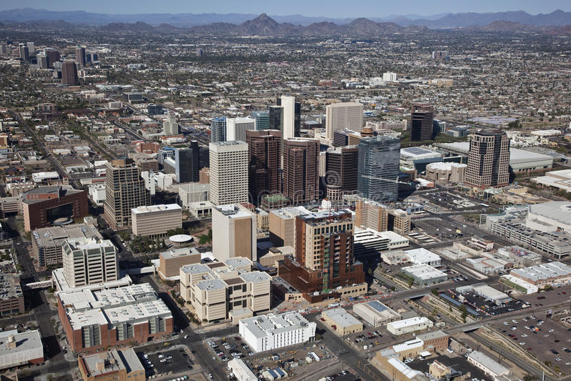 Phoenix, o Arizona fotografia de stock