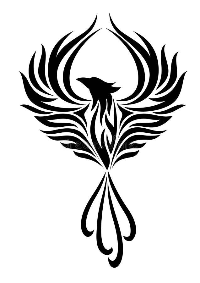 Phoenix s royalty-vrije stock afbeeldingen