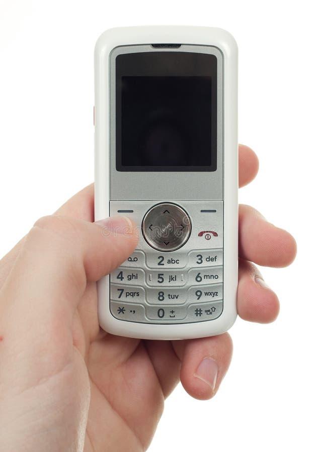 Phon móvil moderno foto de archivo