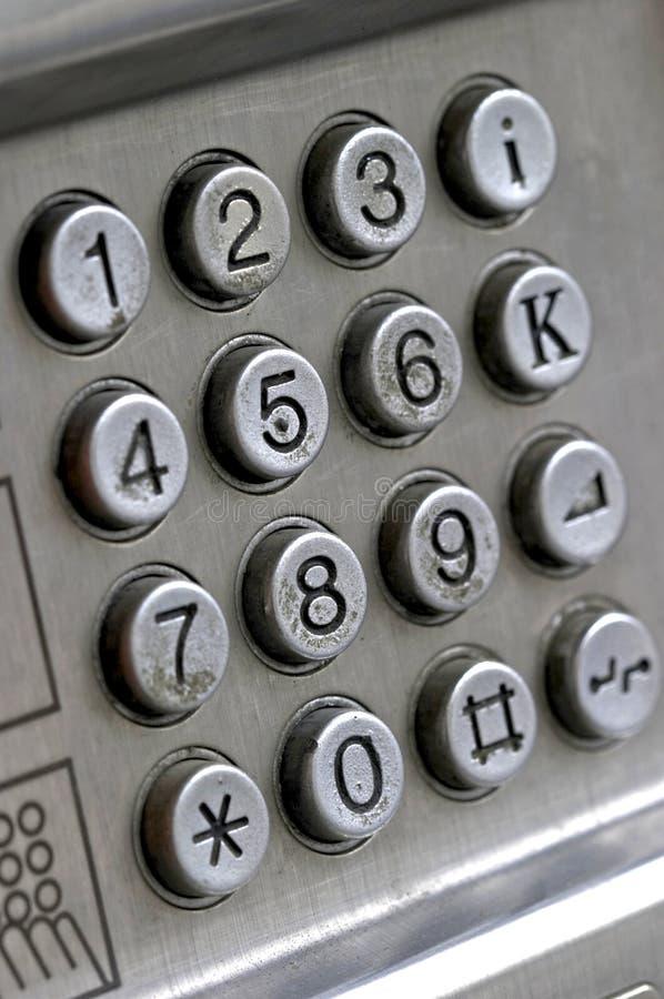 Download Phone stock image. Image of metal, modern, button, keypad - 11710767
