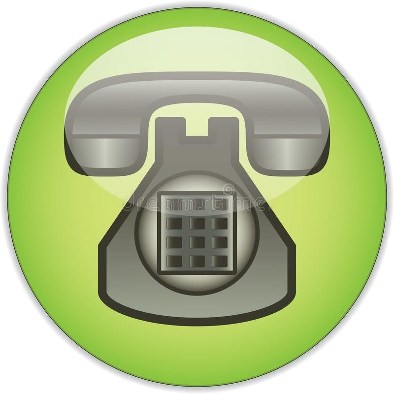 Download Phone stock illustration. Image of graphical, glassy - 14751852