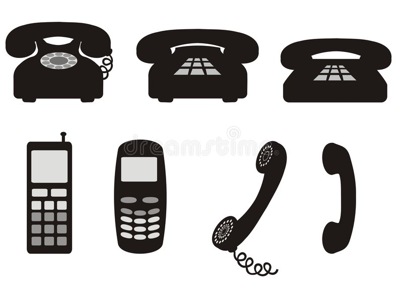 Phone Royalty Free Stock Images