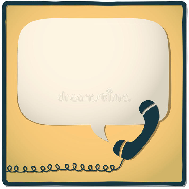 Download Phone stock vector. Image of telecommunications, call - 29536548