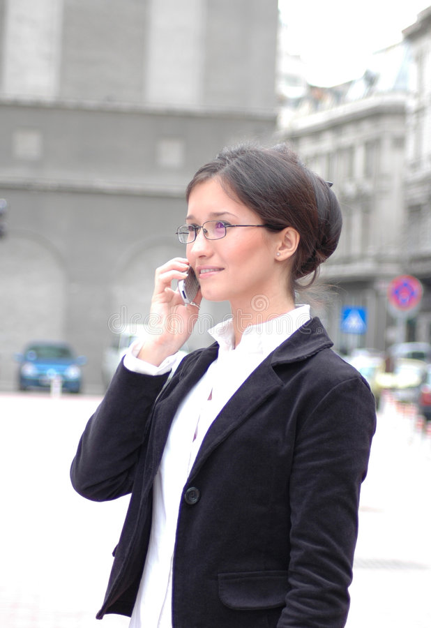 Download On the phone 3 stock image. Image of bring, company, conceptual - 111565