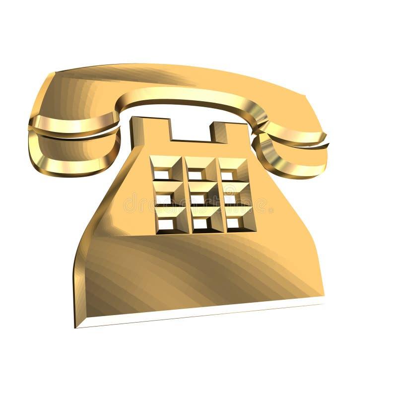 Phone stock illustration