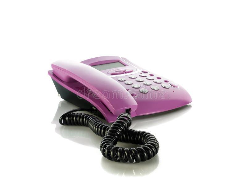 Phone. Isolated on white background