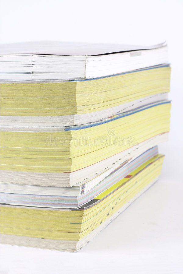 Free Phone-books Stock Photo - 2232350