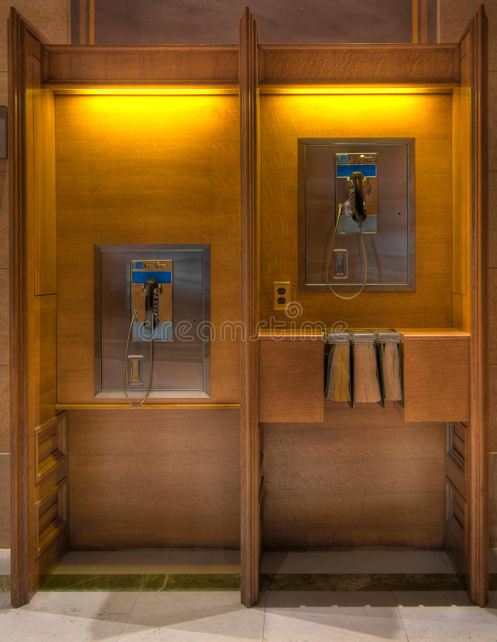 Download Phone Booths stock photo. Image of indoors, phone, equipment - 23877324