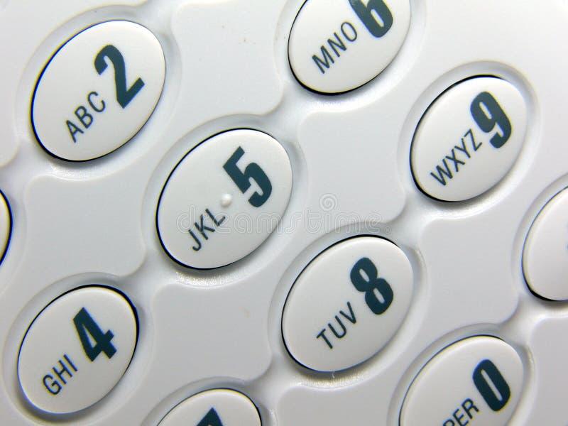Phone button stock photos