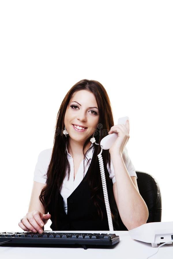 Phone call royalty free stock image