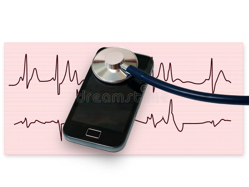 Phone Doctor Stock Images