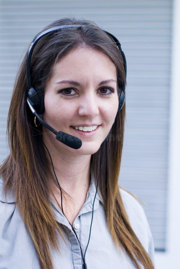 Free Phone Headset Professional Stock Photo - 10889620