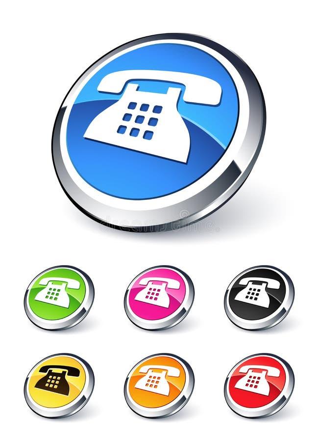 Free Phone Icon Stock Photos - 11935153