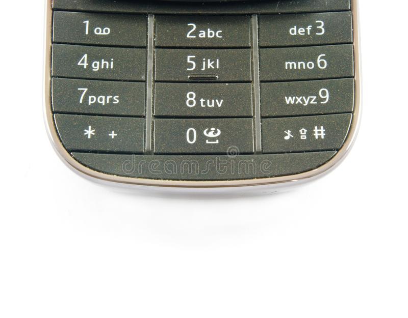 Phone keypad stock photo. Image of cellular, talk, contact - 19880698