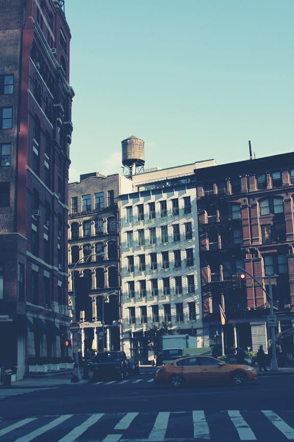 Phone Photo Effect - NYC