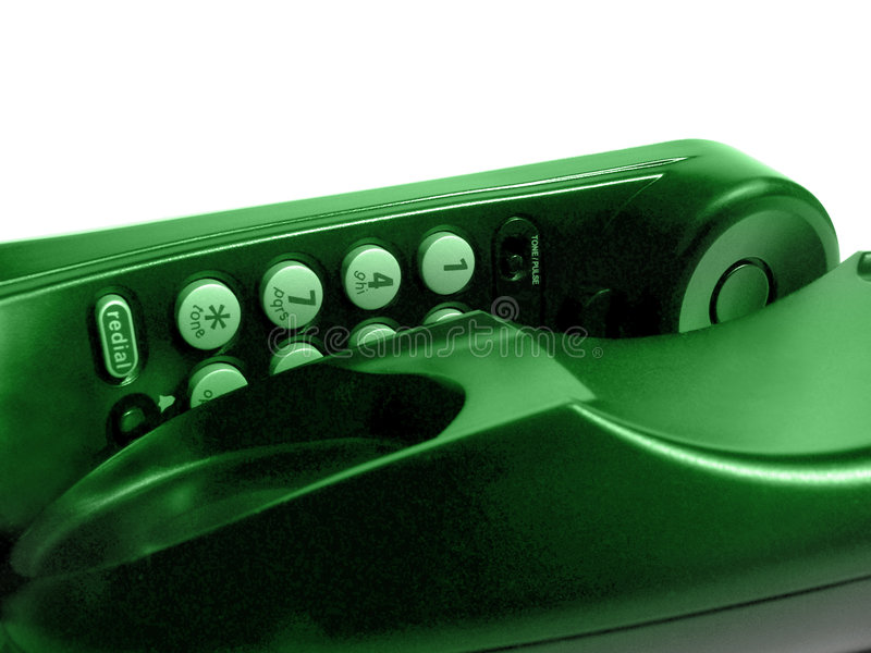 Download Phone resting stock image. Image of speaker, green, busy - 58223