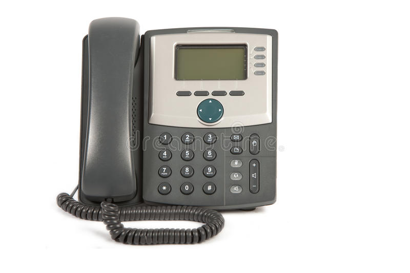 Download Phone On White Background stock image. Image of discussion - 15430017
