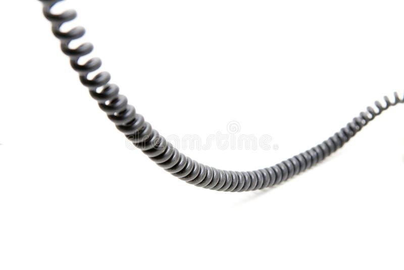 Phone Wire stock photos