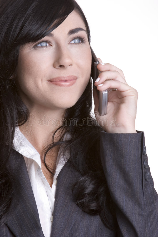 Download Phone Woman stock photo. Image of phone, isolated, people - 1865490
