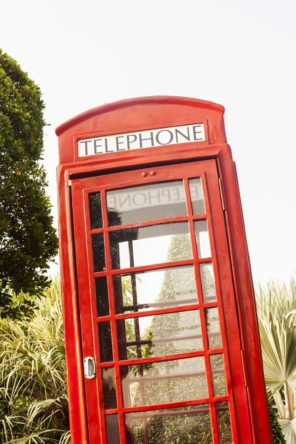 Phonebooth стоковая фотография