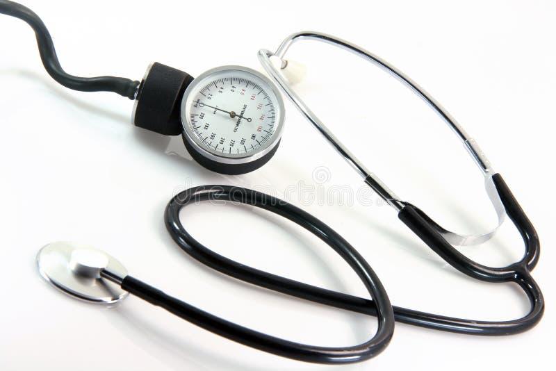 Download Phonedoscope Dello Sphygmomanometer Immagine Stock - Immagine di stethoscope, punti: 3876441