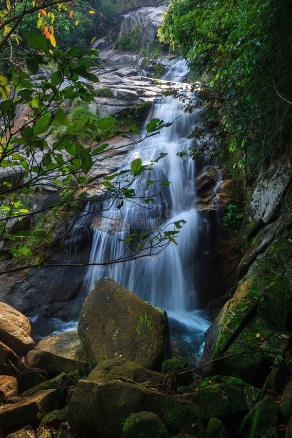Download Phong Phong Waterfalls In Thailand Stock Photo - Image: 33099366