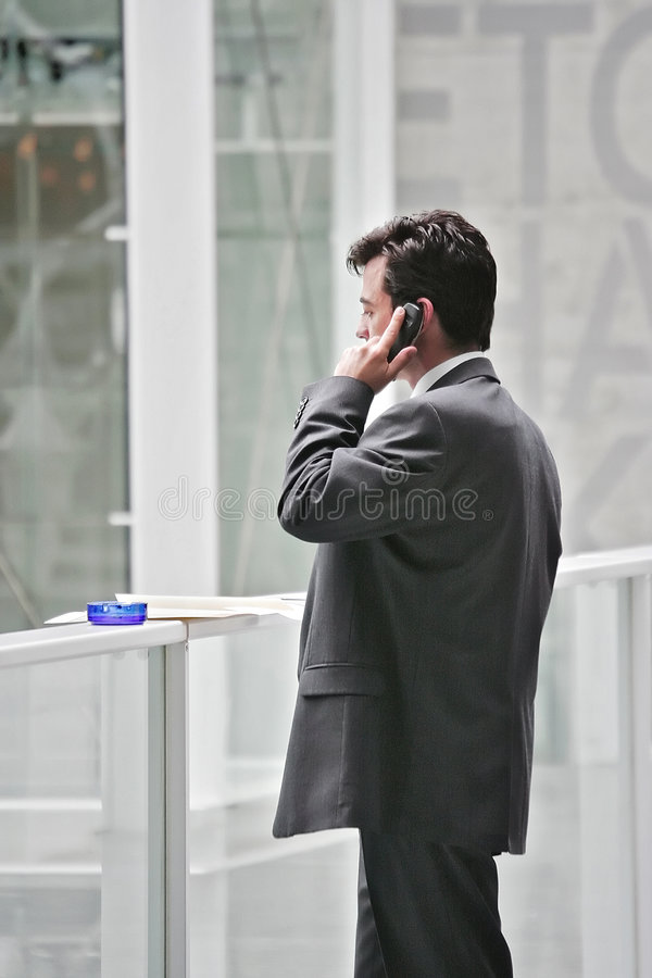 Phoning royalty free stock images