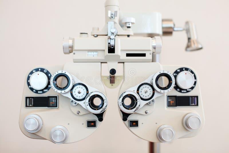Download Phoropter stock image. Image of laser, eyeglasses, care - 24390519