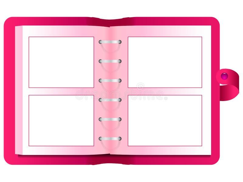 Photo album stock vector. Illustration of birthday, love - 2293989