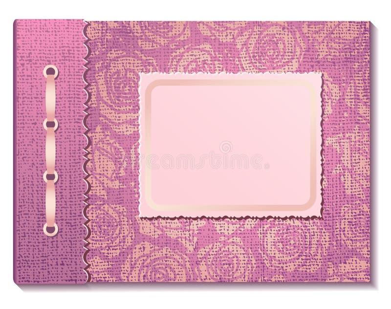 Download Photo Album Pink Stock Photos - Image: 26036183